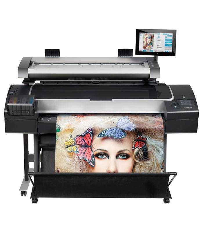 HP DesignJet HD Pro Multifunction Printer