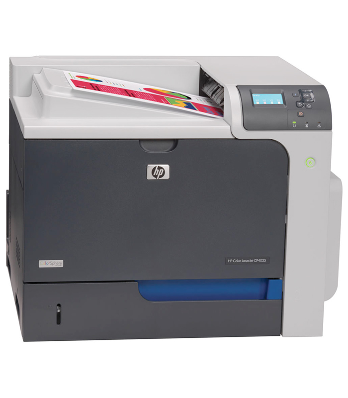 HP Color LaserJet Enterprise CP4025dn Laser Printer