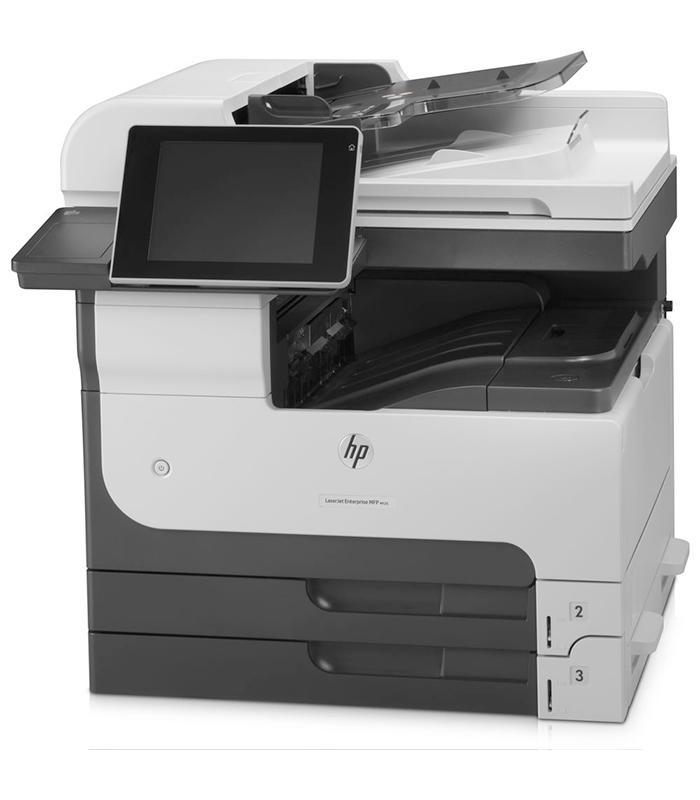 HP LaserJet Enterprise M725dn All-in-One Monochrome Laser ...