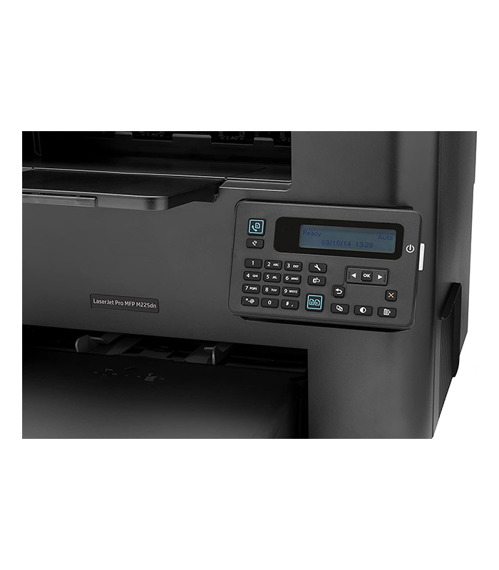 HP LASER JET PRO MFP M225dn PRINTER CF484A