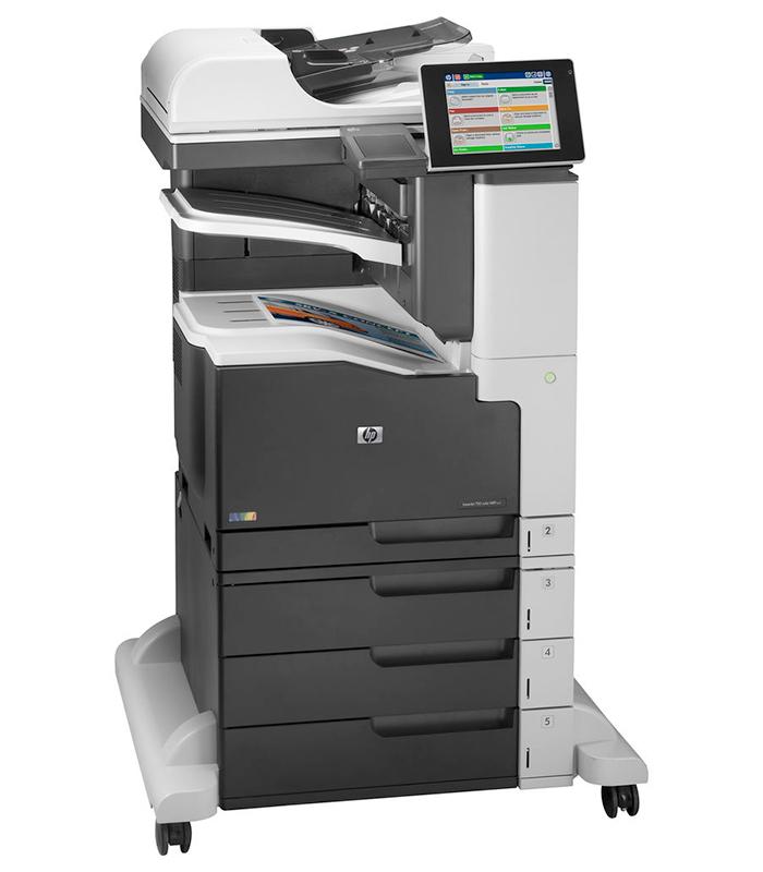 HP M775Z LaserJet Enterprise 700 Color Multifunction Printer