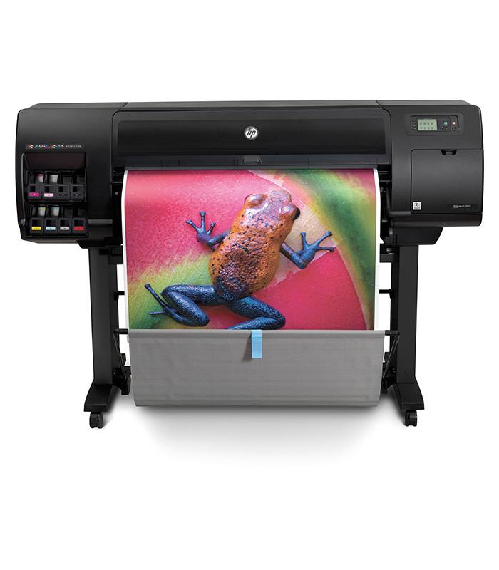 "HP DesignJet Z6810 Production 42"" Printer"