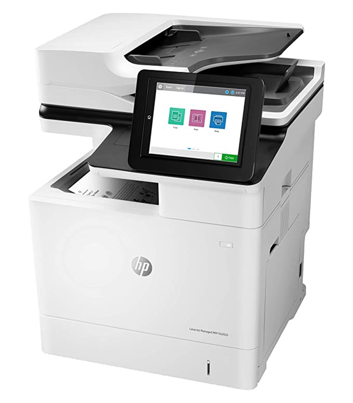 HP LaserJet Managed MFP E62655dn Printe