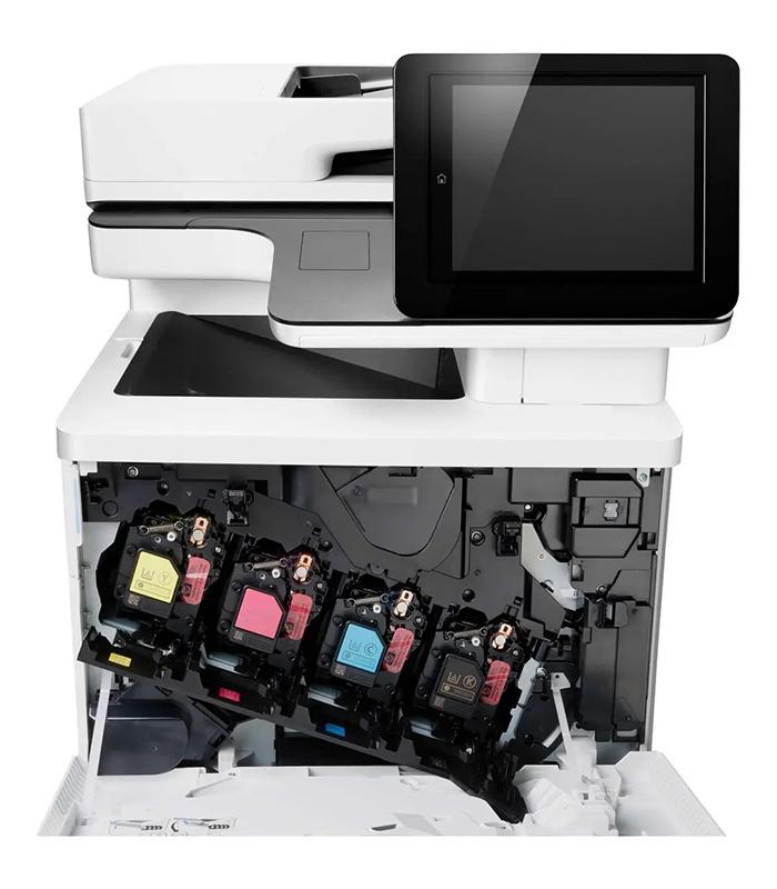 HP Color LaserJet Managed MFP E57540dn Printer