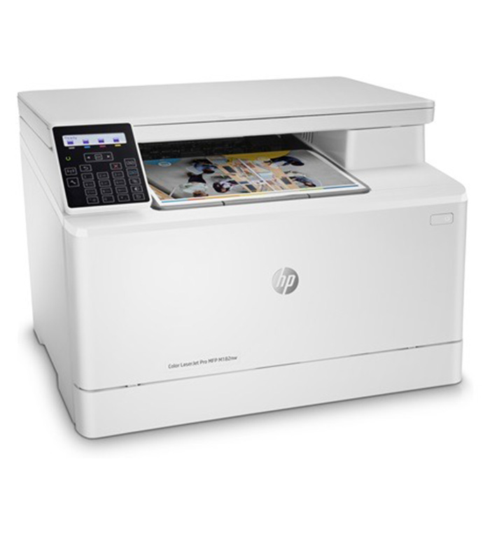 HP Color LaserJet Pro M182nw Wireless All-in-One Laser Printer
