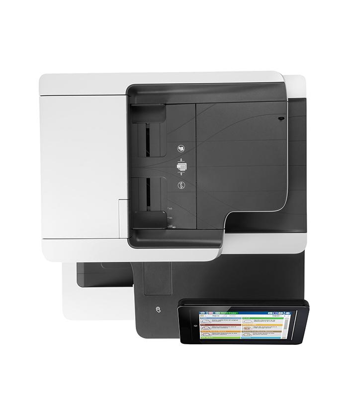 HP Color LaserJet Managed Flow MFP M577cm