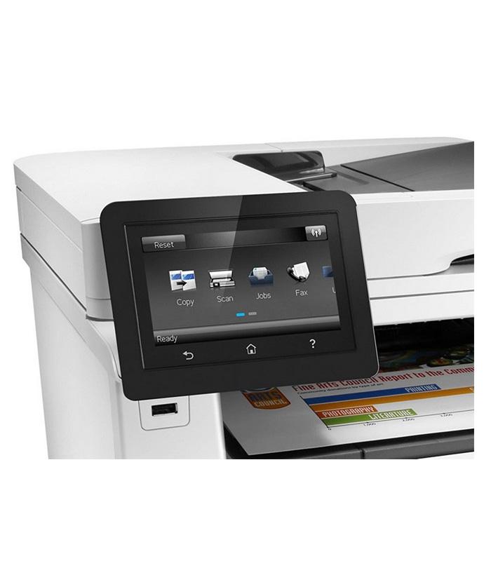 HP Color LaserJet Pro M477fnw All-in-One Laser Printer