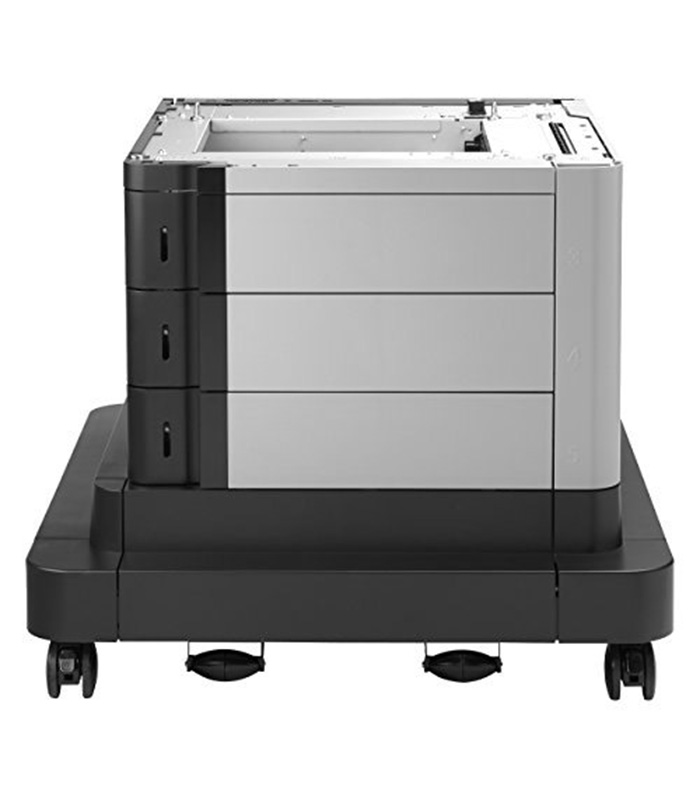 HP CZ263A 2500-Sheet Paper Feeder and Stand