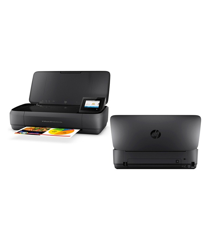 HP OfficeJet 250 Mobile All-in-One Printer