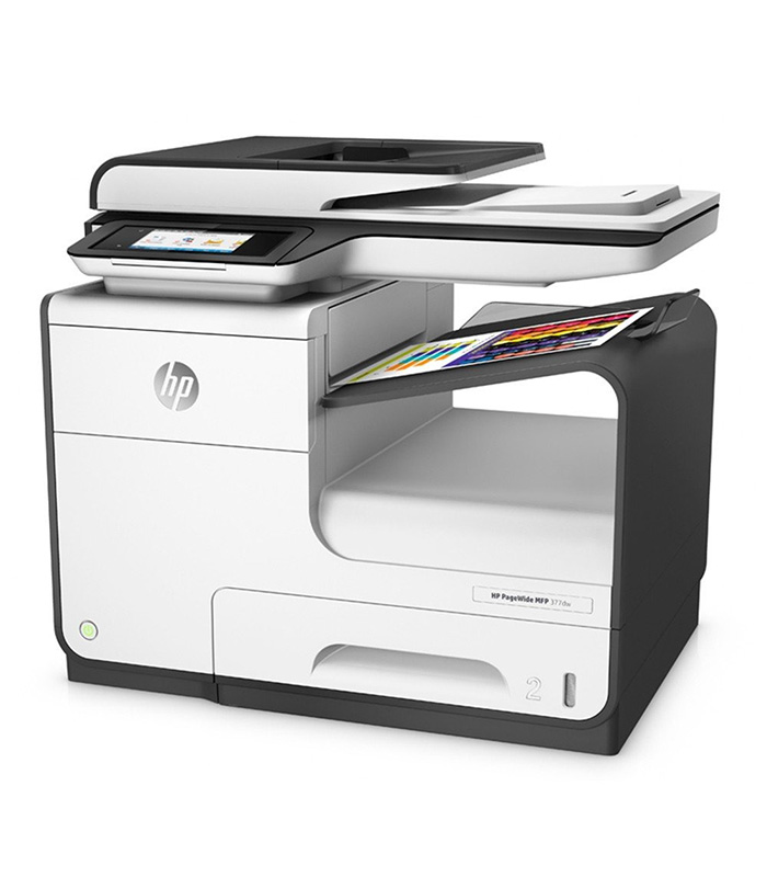 HP PageWide Pro 477dn Multifunction Printer