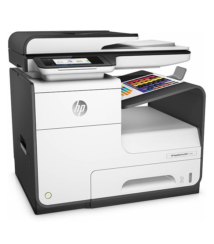 HP PageWide Pro 477dw Multifunction Printer