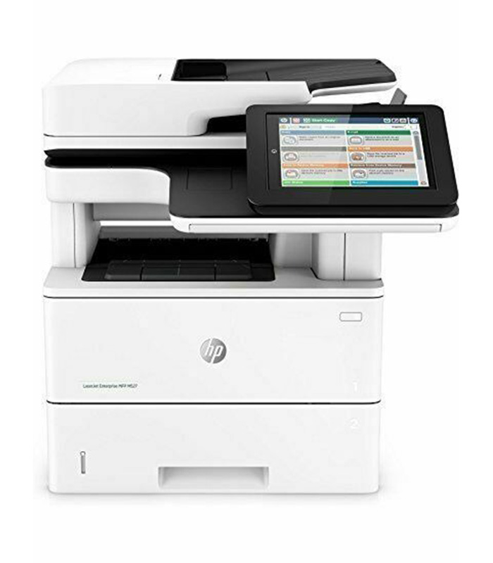 HP LaserJet M527dnm Laser Multifunction Printer