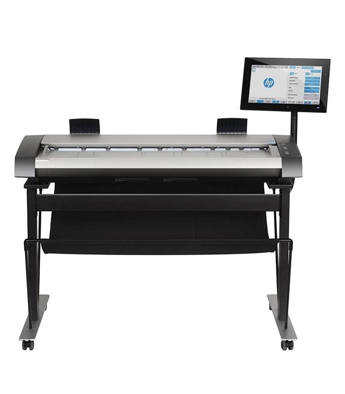 Hewlett Packard G6H51A#B1K Designjet hd Scanner44; 42 in