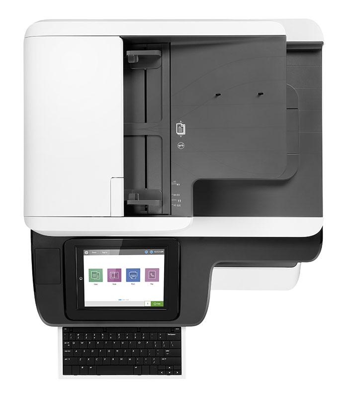 HP PageWide Enterprise Color Flow MFP 785f