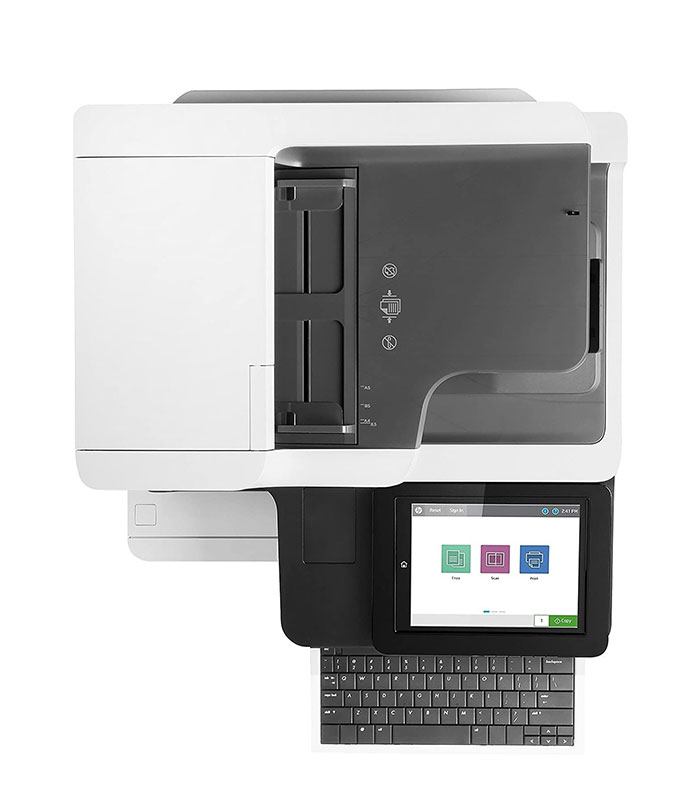 HP LaserJet Managed Flow MFP E62565h J8J74A