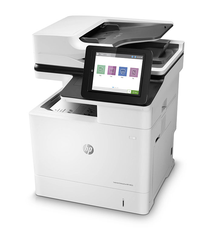 HP LaserJet Enterprise MFP M633fh