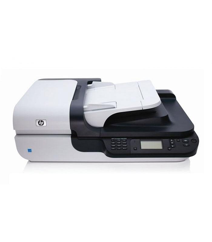 HP SCANJET N6310 SCANNER ENGINE - W/O ADF