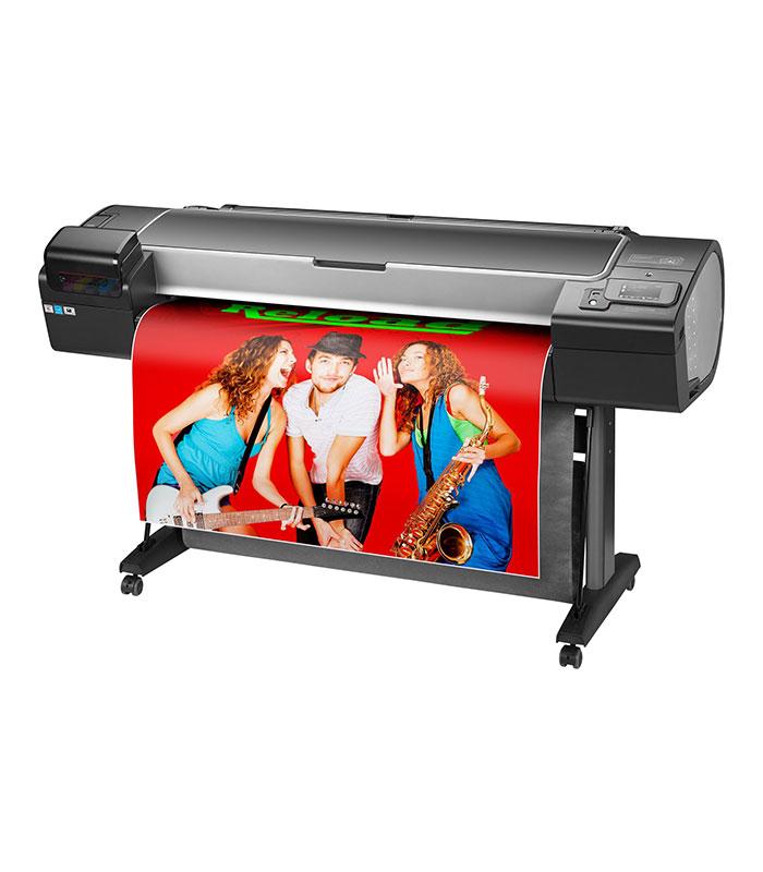 HP Designjet Z5600 large format printer Thermal inkjet Color 2400 x 1200 DPI 1118 x 1676 mm